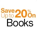 amazon books. save up to 20